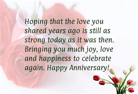 Wedding Quotes Parents by Wedding Anniversary Quotes For Parents Quotesgram Card