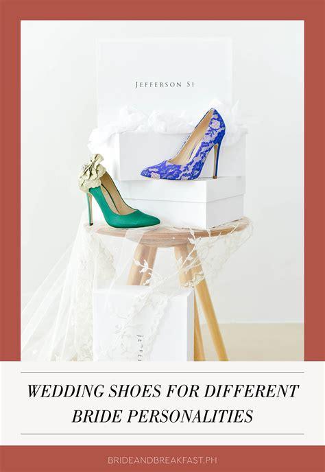 Bridal Shoes Bridal Personalities   Philippines Wedding Blog