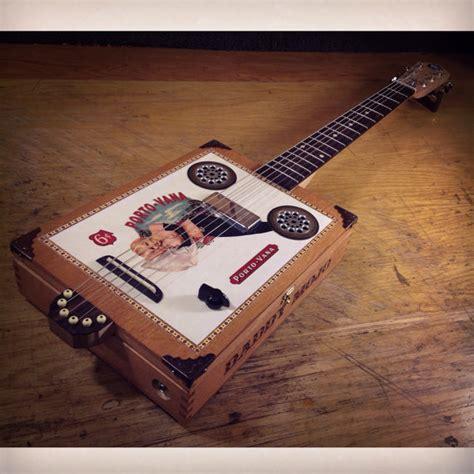 vana vana daddy daddy mojo porto vana 6 string cigar box guitar