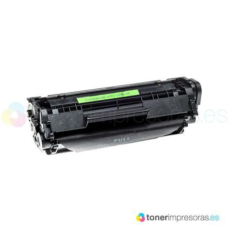 Tinta Laserjet 1020 cartuchos de toner compatible para hp laserjet 1020 negro