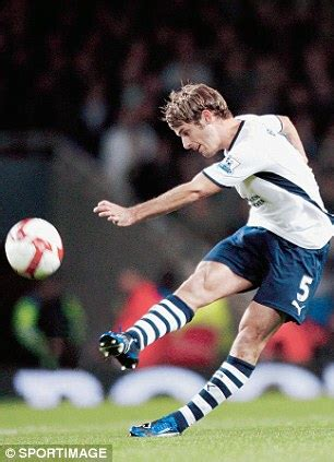 David Bentley Goal Vs Arsenal Premier League Ten Of The Greatest Daily Mail