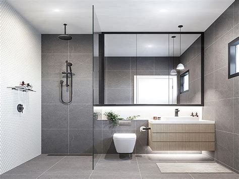 tren desain kamar mandi   interiordesignid