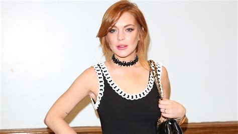 Lindsay Lohan Plays Rehab Hookie by Lindsay Lohan To Make Stage Debut In Cbs News