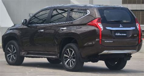 All New Pajero Sport Cover Roda Belakang interior dan eksterior toyota fortuner autos post