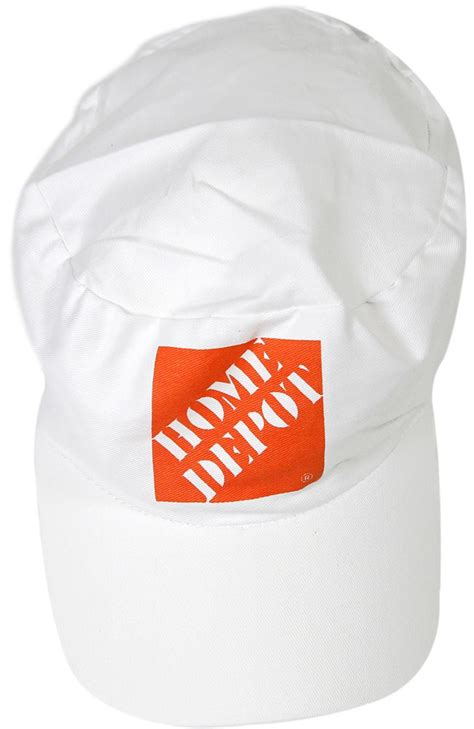 painters cap white w hd orange c the home