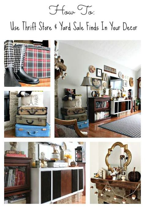 home decor thrift store trashtastic tuesday how to use thrift store yard sale