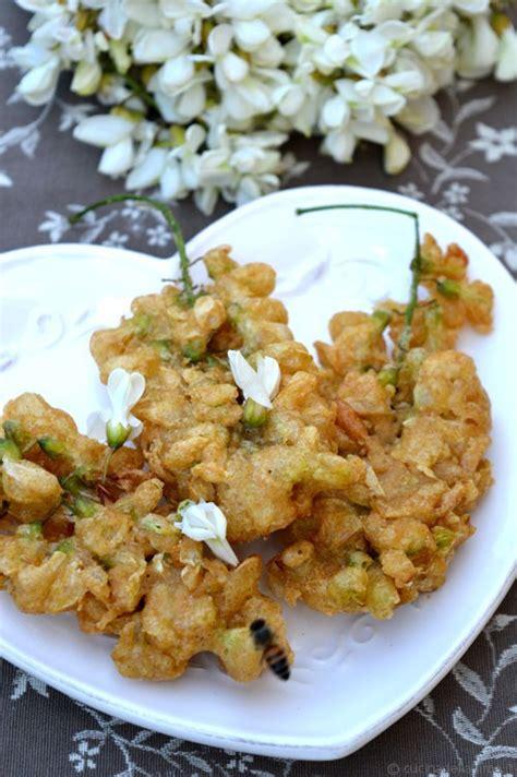 fiori di acacia in pastella cucinadellanima 6 49 un viaggio verso un alimentazione