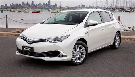 Toyota Vehicles 2016 2016 Toyota Corolla Hybrid Hatch Confirmed For Australia