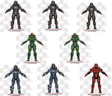 halo 5 figures series 2 mcfarlane halo 5 guardians series 2 figures revealed