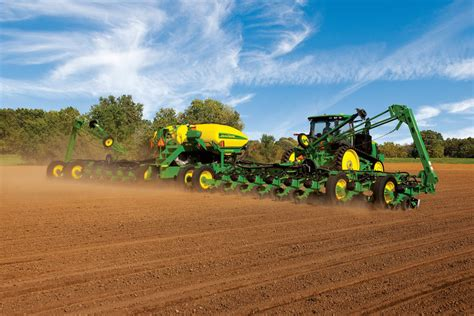 A Look Back At The Foundation Of John Deere Planter History Deere Planters