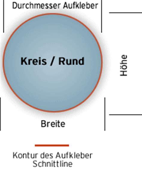 Autoaufkleber Rund by Runde Aufleber Ab 8 Mm Durchmesser Runde Aufkleber Drucken