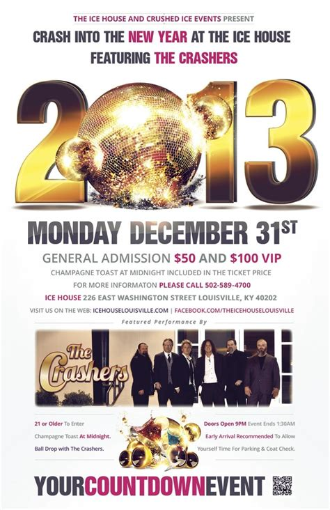 new years eve house music events ice house new years eve 2013 poster mom s music louisville s home for music
