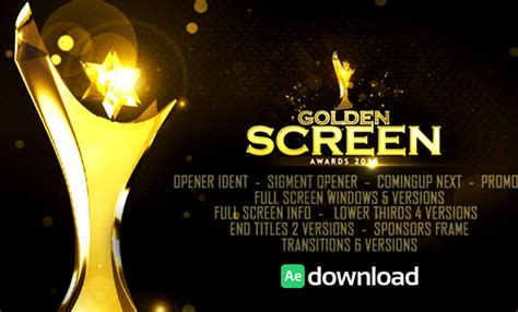 Ceremony Archives Page 5 Of 5 Free After Effects Template Videohive Projects After Effects Awards Template