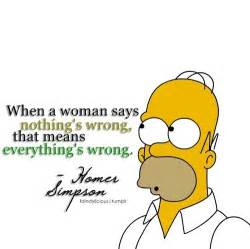 Homer Simpson Love Quotes by Everything Is Wrong Funny Homer Simpson Likeithomer