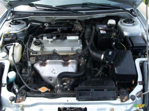 2002 mitsubishi eclipse gs coupe 2 4 liter sohc 16 valve
