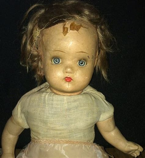 haunted doll creepy haunted doll from the island of dolls creepbay