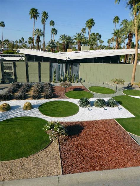 eichler style palm springs modernism week event report the winter circles and summer