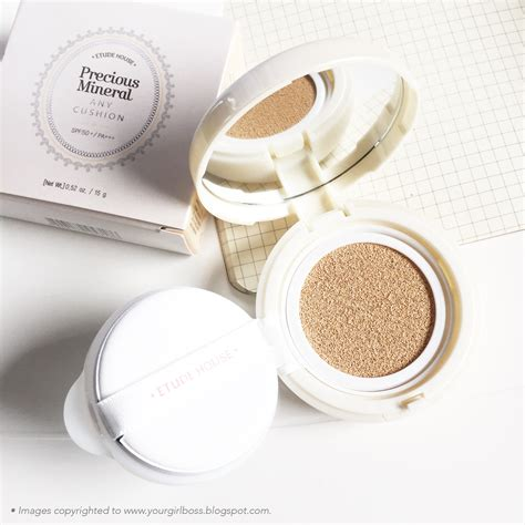 Harga Etude House Precious Mineral Moist Any Cushion etude house precious mineral moist any cushion review