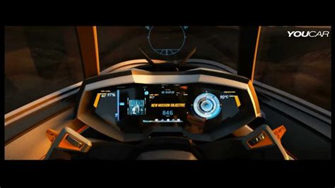 How Fast Is The Lamborghini Egoista Lamborghini Egoista Official Launch