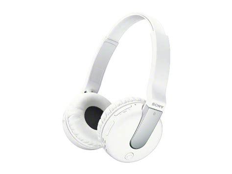 Sony Wireless Headset Dr Btn200m sony dr btn200m wireless nfc stereo bluetooth headset headphones white ebay