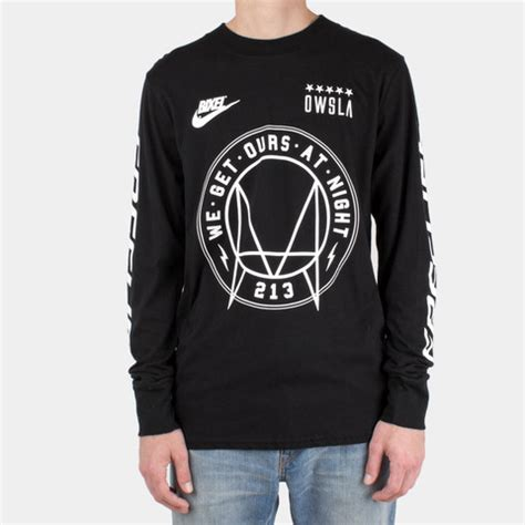 Tshirt Hitam Owsla Elkoh Shop owsla x free sleeve owsla official storefront powered by merchline