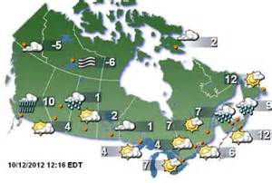 weather network canada how does your forecast look