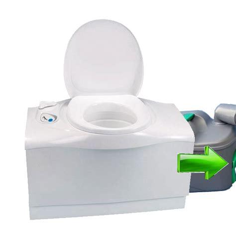 bench toilet thetford cassette toilet c402 c bench style left