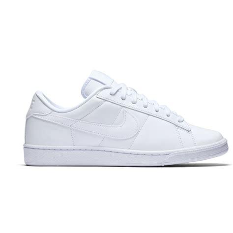 nike tennis classic shoe white s stirling sports