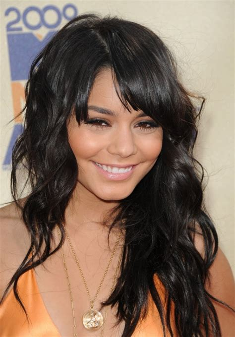haircut for round face fringe bangs fringes for round faces