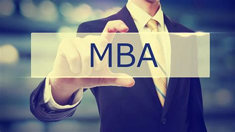 How To Do An Mba While Working by 5 Tips For Picking The Right Mba Program
