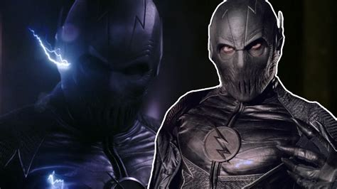 Flash Icy Black Original who is zoom going to be the flash season 2