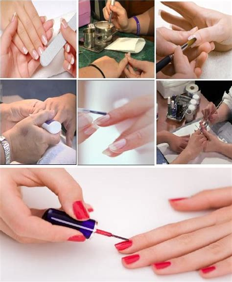 How To Do Acrylic Nails At Home by How To Apply Acrylic Nails At Home