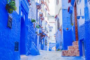 the truth about morocco s blue city chefchaouen heart