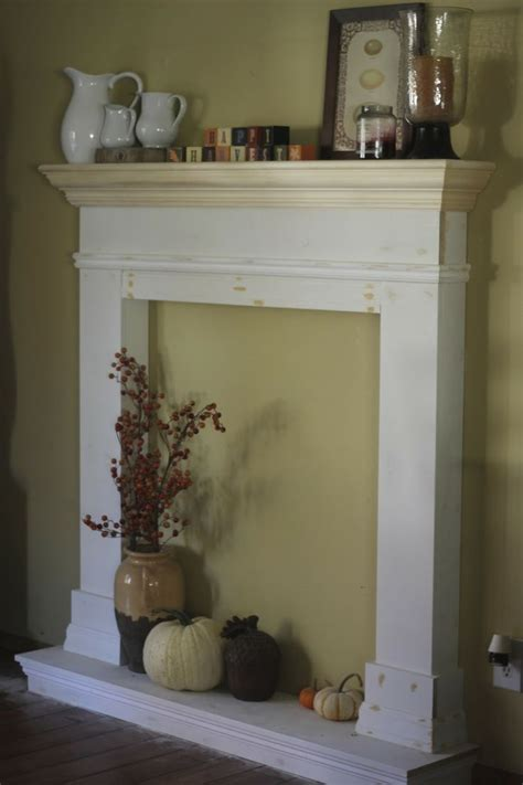 Artificial Fireplace by I Like This Style Of Mantel Would Make It A Deeper