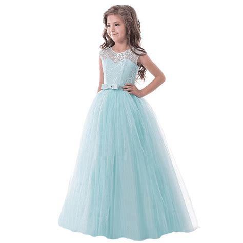 high quality beautiful girl dress 2018 summer new girls