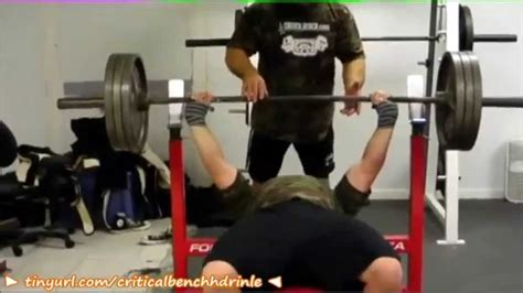 225 bench press workout godzilla chest workout critical bench tips for the 225 bench press reps test youtube