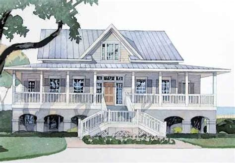 southern living coastal house plans georgia river house cowart group coastal living house