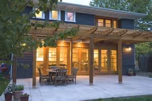Pergola Over Garage Door » Home Design