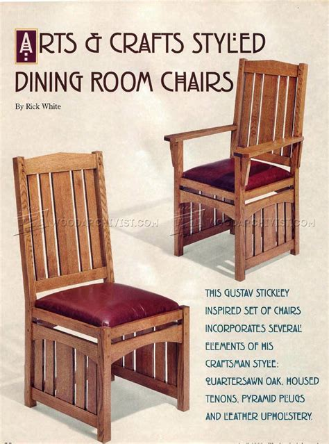 dining room chair plans dining room chairs plans woodarchivist