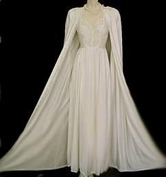 wedding peignoir sets beautiful peignoir set sleepwear nightgown bridal and
