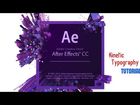 kinetic typography tutorial after effects pdf home techyv com