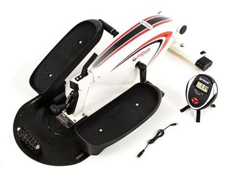 desk elliptical reviews amazon com fitdesk desk elliptical trainer