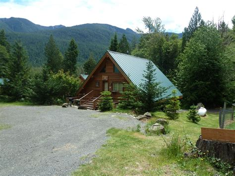 St Helens Cabins by Half 2nd Charming Log Cabin On Vrbo
