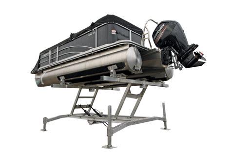 boat lift pump pontoon boat lifts shallow water pontoon lifts r j