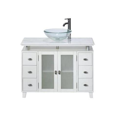 42 x 21 bathroom vanity home decorators collection moderna 42 in w x 21 in d