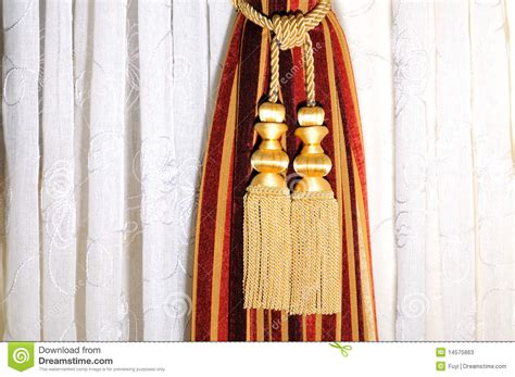 accessories for curtains curtain accessories stock image image of ornament