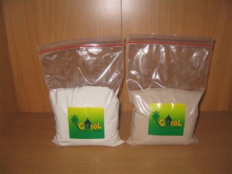 Gasol Tepung Arrowroot tepung beras gasol organik gasol organik
