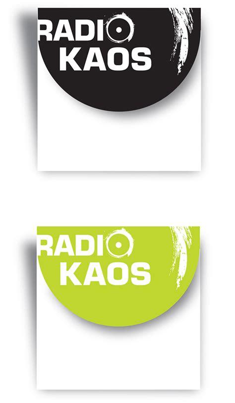 Kaos One One Graphic 5 radio kaos on behance
