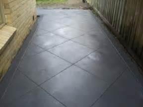 Cut Concrete Patio by Saw Cut Patio Outside Living Pinterest