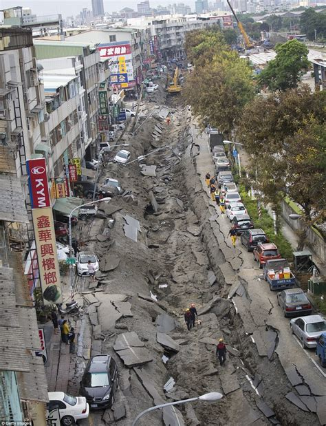 And The City In The Pipeline by Taiwan Port City Left Devastated After Sewage System Gas